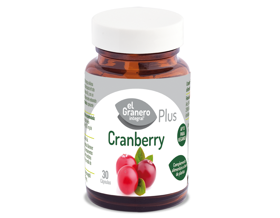 Cranberry, 30 Cap. 460mg 5