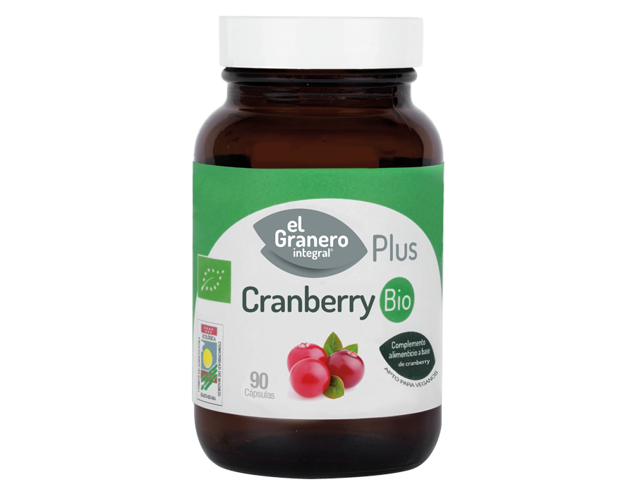 Cranberry Bio, 90 Cap. 480 mg 5